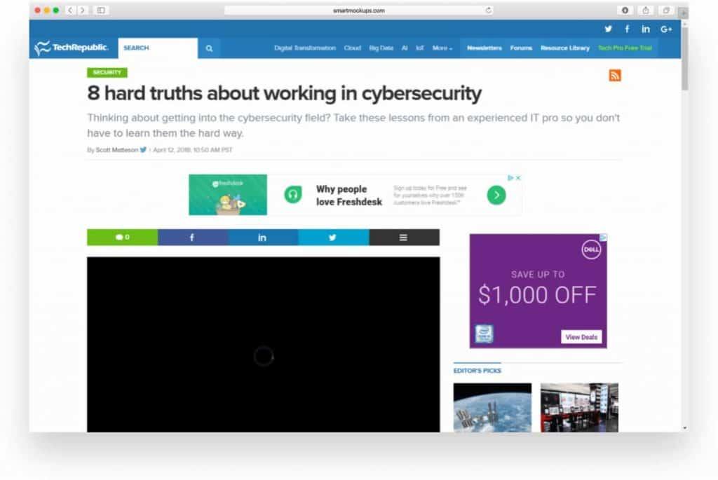 8 Hard Truths About Working in Cybersecurity